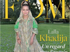 Morocco's Princess Lalla Khadija Poses for FDM Magazine Cover