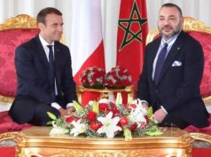 Emmanuel Macron Invites King Mohammed VI to WWI Commemoration