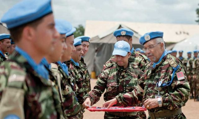 Bourita: 2,000 Moroccan Peacekeepers Serve with UN