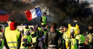 French Officials Respond to Second Weekend Of 'Yellow Vest' Protests