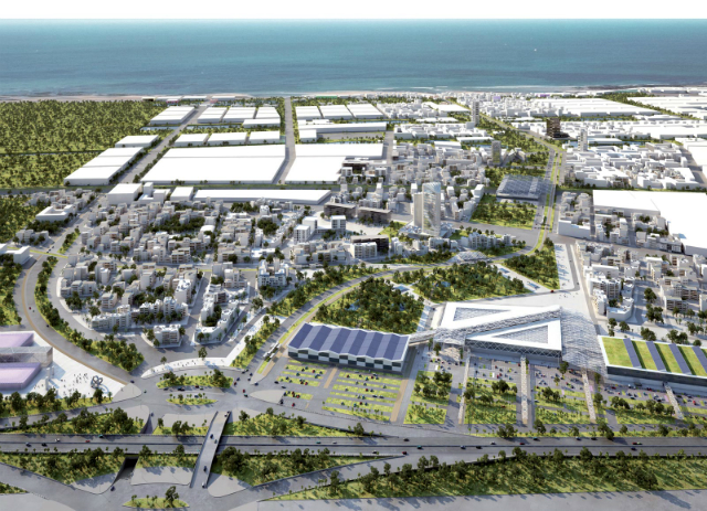 Zenata Development Company receives UN support for Ecocity
