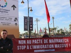 Marrakech Police Arrest French Activists for Protesting Global Compact