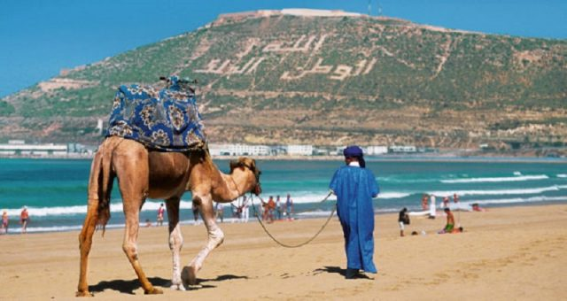 Over 1.1 Million Tourists Visited Agadir in 2018
