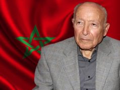 Ali Squalli, Moroccan National Anthem Writer, Man of 2018