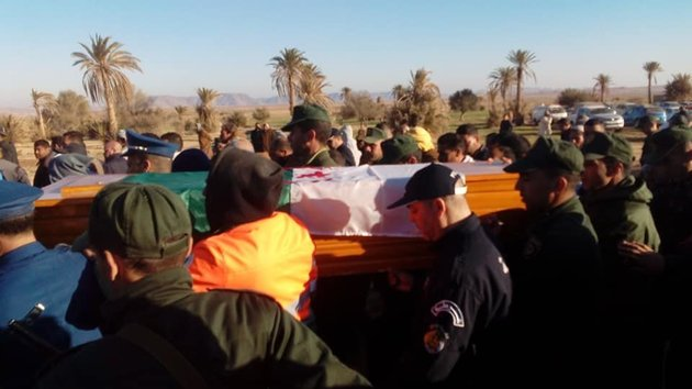 Algeria Retrieves Body of Man Trapped in Well for 9 Days