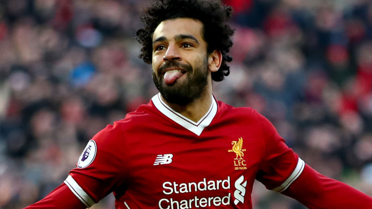 on sale 60a9b 6b992 Egypt's Mohamed Salah Unconcerned if Liverpool Signs on ...