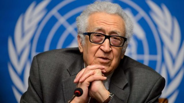 Lakhdar Brahimi Says Morocco and Algeria Should Not Remain Foes
