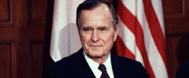 Former US President George Bush Senior Dies at 94