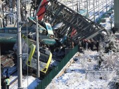 High-Speed Train Derails in Turkey, Kills 9
