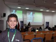 11-Year-Old Moroccan Programming Prodigy Becomes Youngest Speaker at Google Event