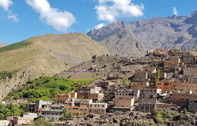 Two Scandinavian women found dead in Moroccan mountains