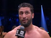 Jamal Ben Saddik Wins Glory 62 Battle, Takes Home $150,000