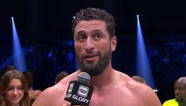 Jamal Ben Saddik Wins Glory 62 Battle, Takes Home $150,000