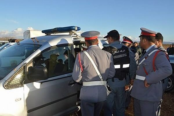 Royal Gendarmerie Launch Search for Armed Drug Dealer Near Casablanca