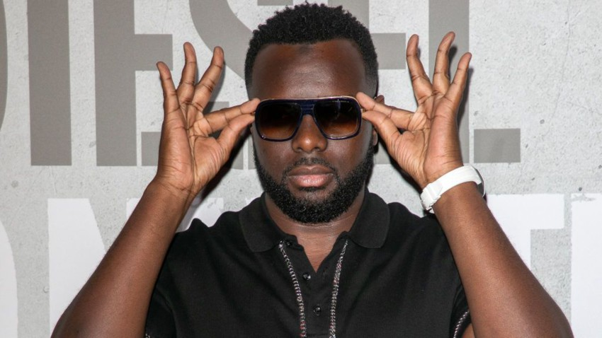 Maitre Gims Gears Up to Transform Jemaa El Fna into a Dance Floor