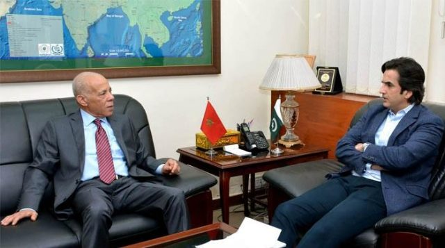 Pakistan Invites Morocco to Invest in Pakistani Tourism