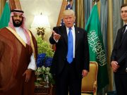 Saudi Arabia Spends $27 Million on Lobbying in US