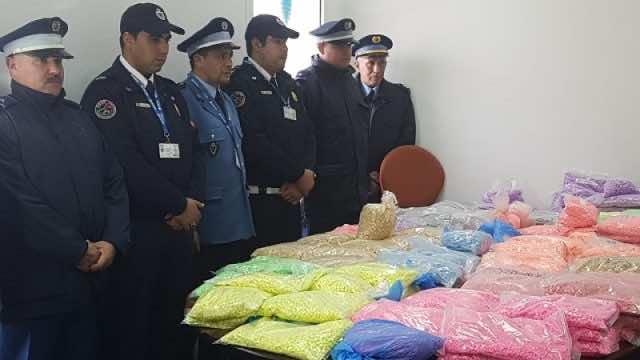 Moroccan Customs Seize Over 40,000 Psychotropic Pills at Ceuta Border