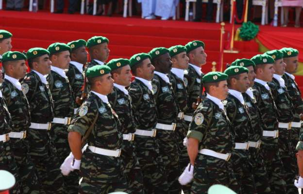 Algeria Spent Triple What Morocco Spent on Military in 2018