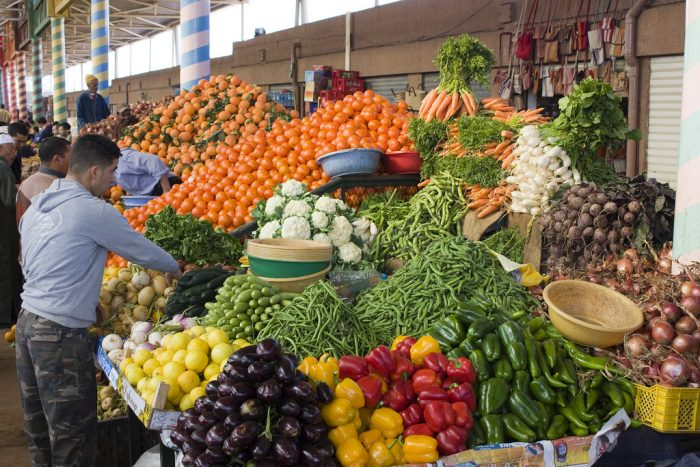 Morocco Spain's Largest Non-EU Fruit and Vegetables Supplier