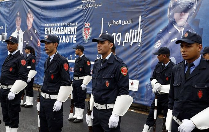 Morocco's DGSN Tightens Its Grip on Criminal Networks in 2018