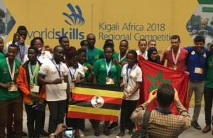 3 Moroccan OFPPT Students Win Gold Medals in WorldSkills Competition in Rwanda