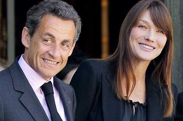 Nicolas Sarkozy and Carla Bruni to Celebrate New Year's in Marrakech