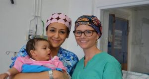 Operation Smile for Children with Cleft Palates Returns to Morocco