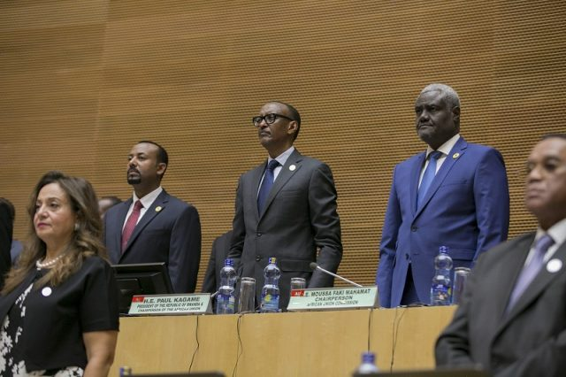 Paul Kagame: Europe is Responsible for Migration Crisis