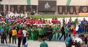 Polisario Sportsmen Participate in Algeria's 'African Sport Event'