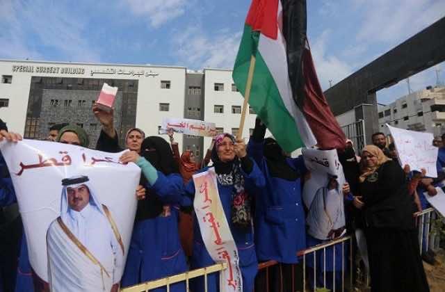 Qatar's Gaza Strip Financial Activism Divides Palestinians