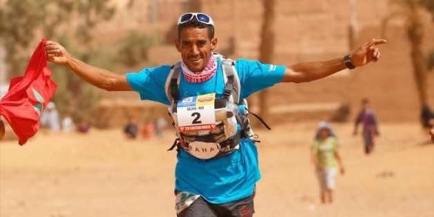 Moroccan Athlete Wins 2018 Dubai 270-Kilometer Ultra Marathon