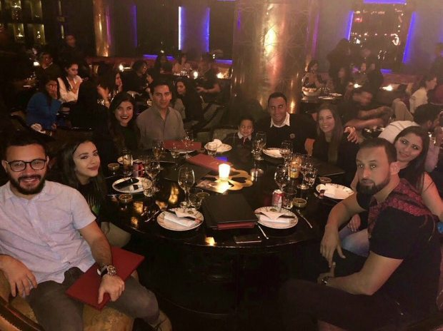 Real Madrid's Keylor Navas Spends New Year's in Marrakech