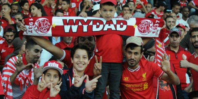 Wydad Casablanca Fans Pay Tribute to Victims of New Zealand Terror Attack