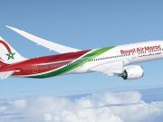 Royal Air Maroc Receives First Boeing 787-9 Dreamliner