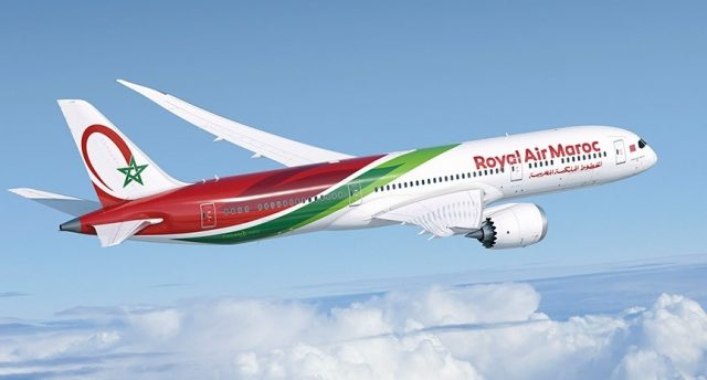 Royal Air Maroc Receives 1st Boeing 737 Max