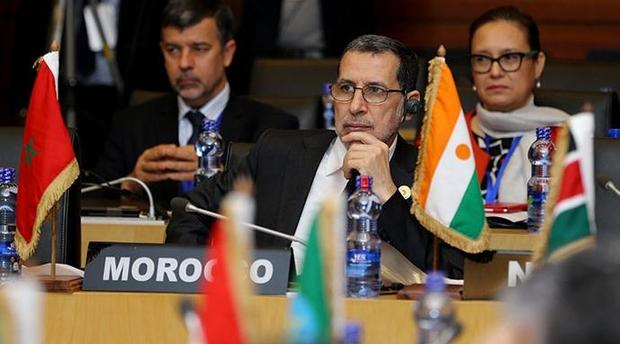 El Othmani Pledges Cooperation with Other G5 Countries at Summit