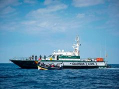 Spanish Civil Guard Rescues Moroccan Stowaway Minor on Ferry