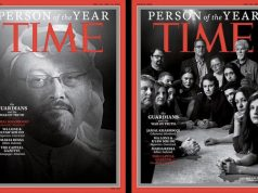 Time Magazine Names Jamal Khashoggi Person of the Year