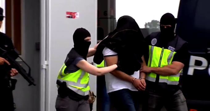 Spanish Police Arrest Terrorist Cell Self-Funded from VAT Theft