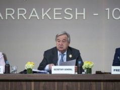 Guterres Welcomes Marrakech's 'Fantastic Miracle' Conference Center