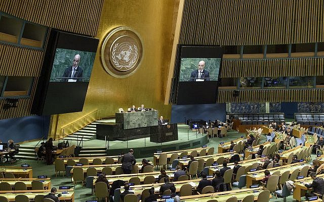 Morocco, Arab Bloc Vote Against UN Resolution Condemning Hamas, Resolution Fails
