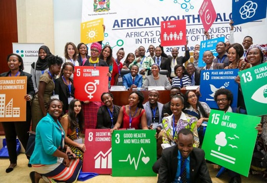 'YAS!' Initiative Seeks to Encourage Entrepreneurship in African Youth