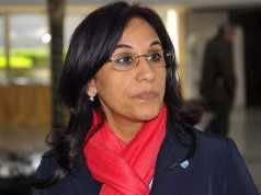 Amina Bouayach Head of Morocco's Human Rights Council (CNDH)