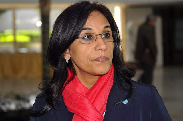 Amina Bouayach Head of Morocco's Human Rights Council (CNDH)