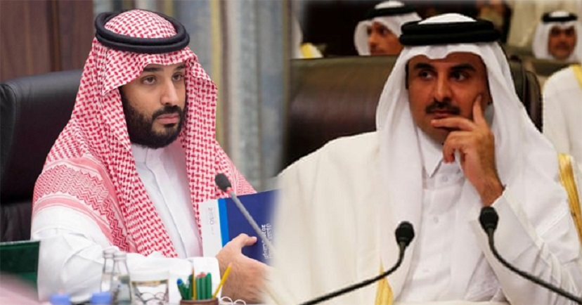 Qatar's emir receives invite from Saudi king to attend GCC Summit