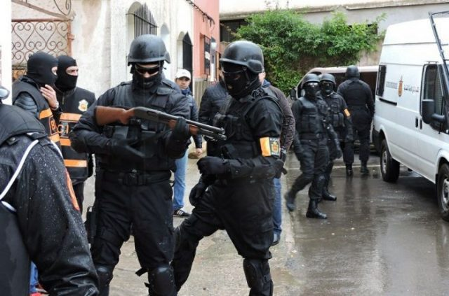Police in Tetouan Arrest Spanish Prison Escapee with International Warrant