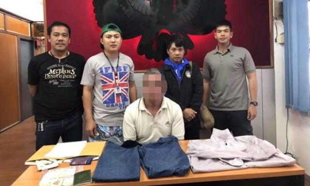 Moroccan Man Arrested in Thailand for Theft