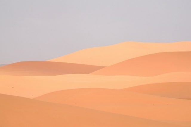 """Merzouga Dunes"" Wins First Prize in Spain's Nature Photography Contest"