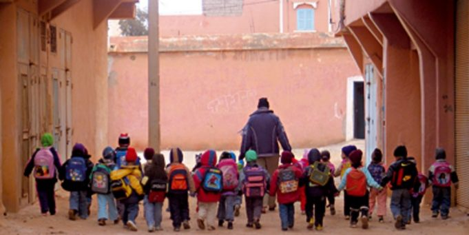 ONDH: Rural Moroccan Adults Have 2.2 Years of Education on Average